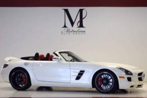 2012 Mercedes-Benz SLS AMG Base 2dr Convertible