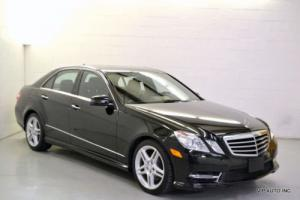 2013 Mercedes-Benz E-Class Premium 2 Package