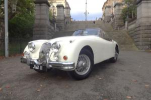 1960 Jaguar XK150 SE 3.4 LITRE Roadster Manual for Sale