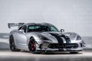 2016 Dodge Viper 2dr Coupe ACR