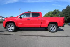 "2016 Chevrolet Colorado 4WD Crew Cab 140.5"" LT"