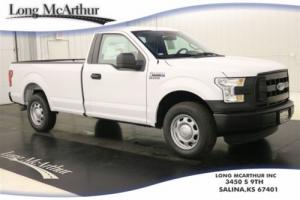 2016 Ford F-150 XL REGULAR CAB MSRP $28035