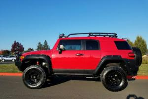 2012 Toyota FJ Cruiser Trail Teams Edition