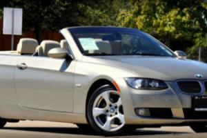 2007 BMW 3-Series Hard top convertible