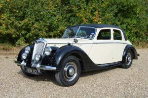 Riley RMA 1 1/2 litre 4 door saloon Photo