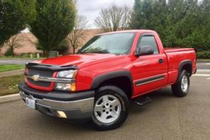 2005 Chevrolet C/K Pickup 1500 1 OWNER GARAGE KEPT LIKE NEW LOW MILES 4WD