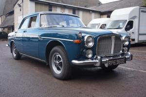 Rover P5 1967 - 33,104 MILES FROM NEW
