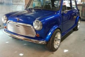 1982 classic mini Mayfair  31,000 miles