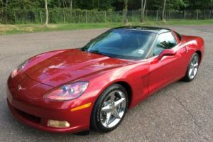 2011 Chevrolet Corvette C6*AUTO*CHROME WHEEL PKG*DUAL MODE*WARRANTY