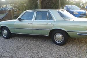 mercedes 280 se classic car Photo