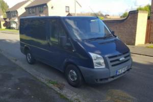 FORD TRANSIT 110 T280S FWD 2.2 PANEL VAN ELECTRIC WINDOWS HEATED SCREEN Photo
