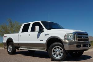 2005 Ford F-250 King Ranch Crew Cab 4WD