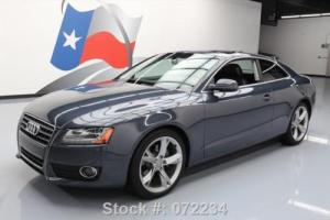 2011 Audi A5 2.0T PREMIUM PLUS COUPE AWD SUNROOF