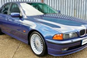 Stunning Alpina B10 V8 - YEARS MOT - WARRANTY INC