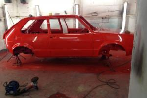 CLASSIC CAR RESTORATION SERVICE FOR VW GOLF MK1,MK2,MK3,T2,CADDY,CABBY,ALL VW'S