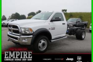 2016 Ram Other 4WD Reg Cab Tradesman 84 CA