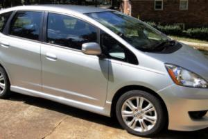 2011 Honda Fit Sport Photo