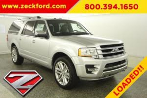 2017 Ford Expedition Platinum EL