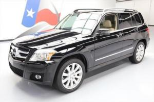 2012 Mercedes-Benz GLK-Class GLK350 PANO SUNROOF PWR LIFTGATE