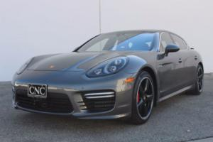 2014 Porsche Panamera 4dr Hatchback Turbo Executive