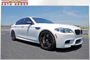 2015 BMW M5 Competition Package Sedan
