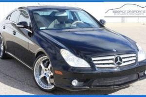 2007 Mercedes-Benz CLS-Class CLS63 AMG 4dr Sedan Sedan 4-Door Automatic 7-Speed