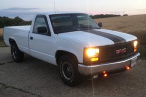 Chevy GMC Sierra American Pick Up Truck V6 Chevrolet