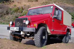 UMM TRANSCAT 4 x 4 PICK-UP collectable 1986 Portuguese Jeep not a Landrover