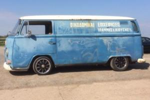 VW Early BayPanel Van1972