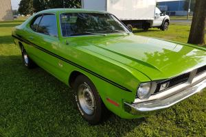 1971 Dodge demon 2dr