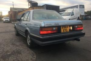 1985 HONDA ACCORD BLUE LHD Mint condition Fresh import low milage  American spec