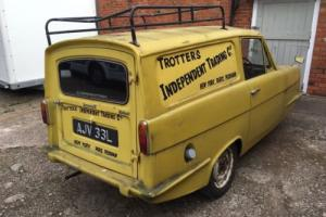 FOOLS AND HORSES 1972 RELIANT 21E SUPERVAN III YELLOW Photo