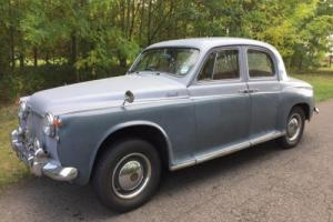 1959 Rover 90,mot & tax exempt,original plate, a very usable classic.