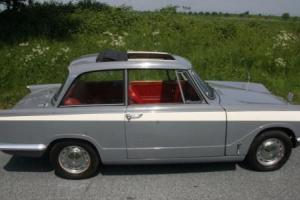 Triumph Vitesse Mk1 Photo