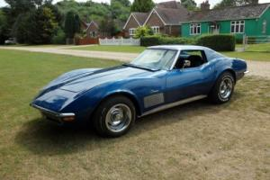 chevrolet corvette c3 1971 Photo