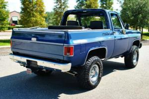 1979 GMC Jimmy 4x4 Gorgeous Classic Truck! Lifted on 33's! 2 Tops