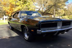 1969 Dodge Charger Charge SE