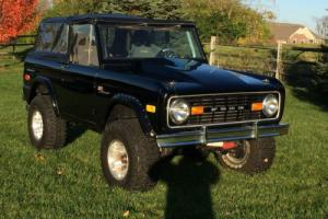 1976 Ford Bronco 302