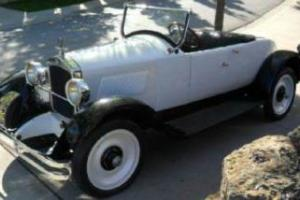 1925 Hupmobile Model R Roadster Photo
