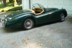 1953 Jaguar XK 120 A Nice, Easy, Project