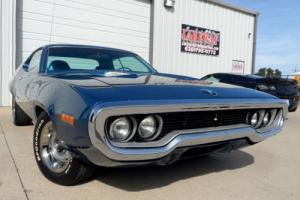 1971 Plymouth Road Runner BIG BLOCK 440 SIX PACK