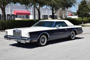 1979 Lincoln Mark Series Bill Blass
