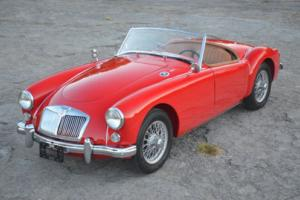 1961 MG MGA (Red)