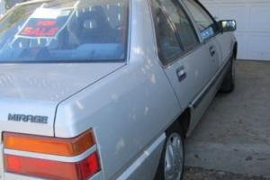 1988 Mitsubishi Mirage Photo