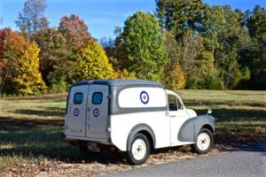 1963 Morris Panel Delivery
