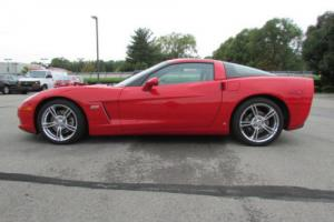 2008 Chevrolet Corvette 2dr Coupe Photo