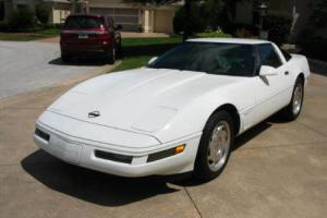 1996 Chevrolet Corvette LT-4 Photo