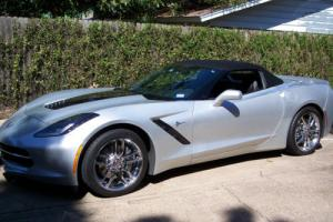 2014 Chevrolet Corvette 1LT