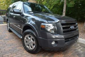 2007 Ford Expedition 4WD  LIMITED-EDITION