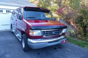 2002 Ford E-Series Van E 150
